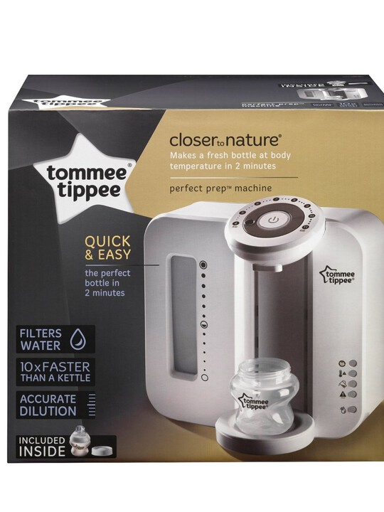 Tommee Tippee Perfect Prep Bottle Maker - White image number 4