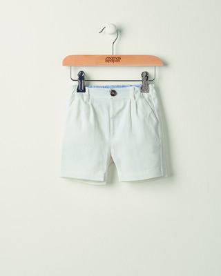 Chino Shorts White