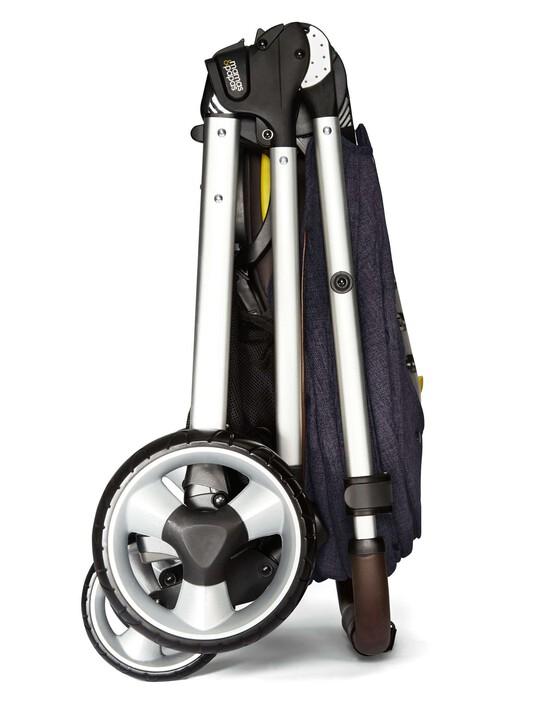 Armadillo Flip XT Pushchair - Dark Navy image number 8