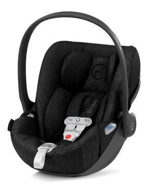 Cybex Cloud Z i-Size Baby Car Seat incl. SensorSafe - Stardust Black