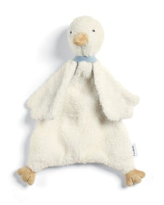 Welcome to the World Comforter - Duck