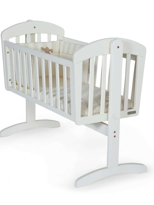 Breeze Crib - White image number 2