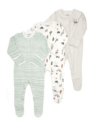 3PK BOYS OUTBACK S/SUITS