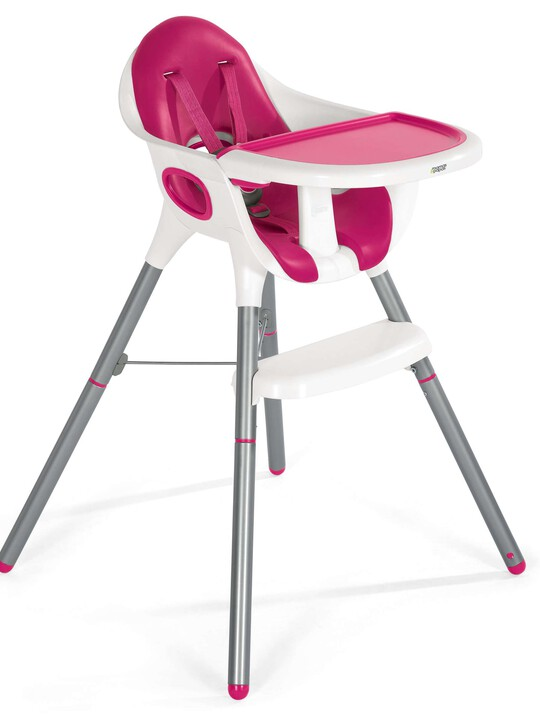 Juice Highchair - Pink image number 1