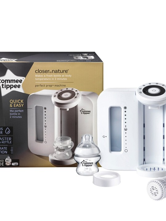 Tommee Tippee Perfect Prep Bottle Maker - White image number 1