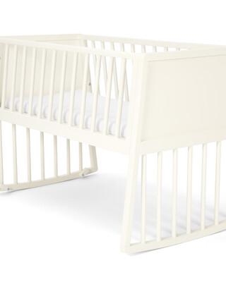 Rocking Crib - Ivory