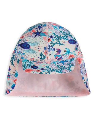 Under The Sea Printed Hat