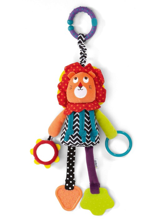 Activity Toy - Taggie Lion image number 1