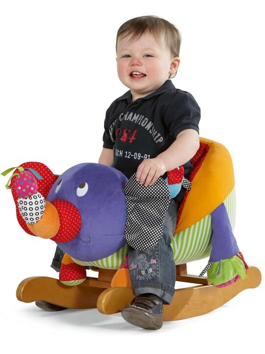 Rocking Animal - Babyplay Elephant image number 5