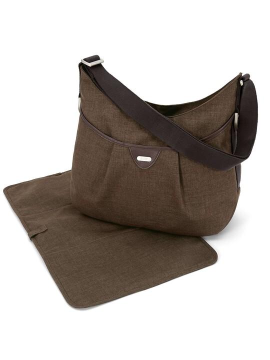 Ellis Shoulder Bag Tweed - Desert image number 1