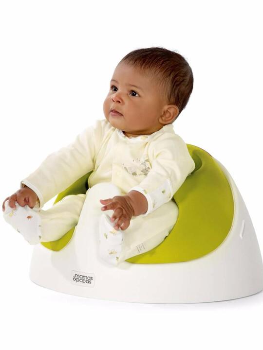 BABY SNUG - LIME image number 6
