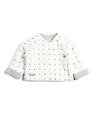 Wrap Jersey Jacket