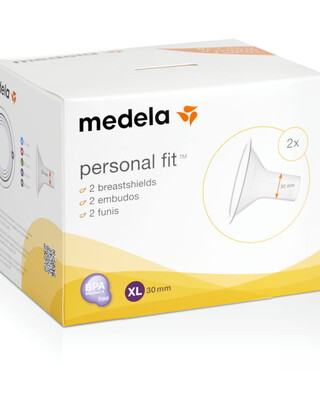 Medela Personel Fit Breast Shield Kit Xl (30m)