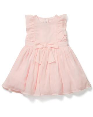 Crinkle Dress Pink