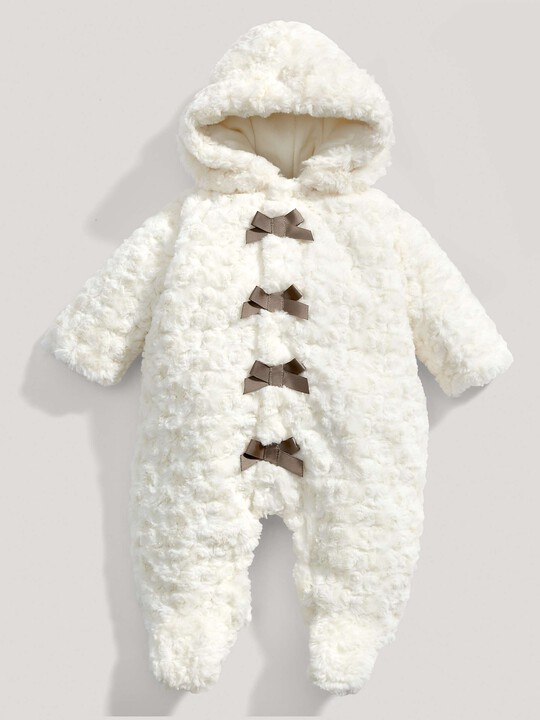 Welcome to the World - Fur Pramsuit image number 1